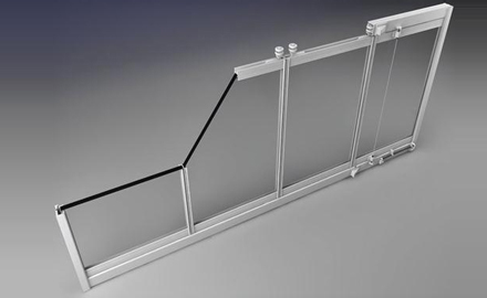 Balcony Glazing Systems